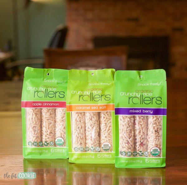 Organic Crunchy Rollers