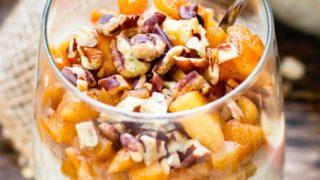 Apple Cinnamon Overnight Oats | Healthy & Quick Breakfast Recipe