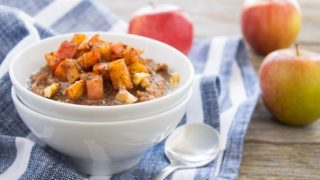 Gluten Free Apple Pie Teff Porridge