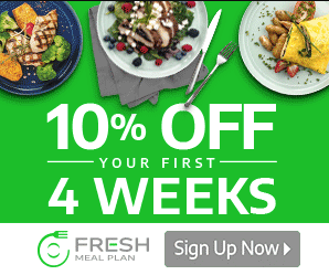 Fresh Meal Plan discount
