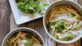 Instant Pot Pho Ga (Vietnamese Chicken Noodle Soup) Recipe
