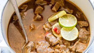 African Pepper Soup {Gluten-Free, Paleo, Keto}
