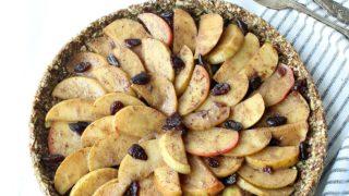 No-Bake Apple Pie {gluten-free, vegan, nut-free} · Allergylicious