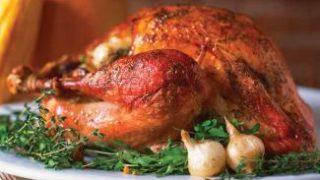 Gluten-Free Maple-Glazed Roasted Turkey Recipe