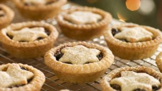Dairy-Free Mince Pies Recipe with Optional Gluten-Free Pastry Crust