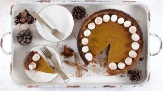 Paleo Low Carb Sugar Free Pumpkin Pie