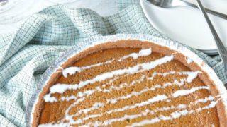 Easy Creamy Gluten Free Sweet Potato Pie