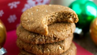 Soft and Chewy Ginger Molasses Cookies - A Twist on the Classic