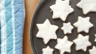 Zimtsterne Recipe – German Cinnamon Star Cookies