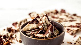 Gluten Free Chocolate Pretzel Bark (Dairy Free)