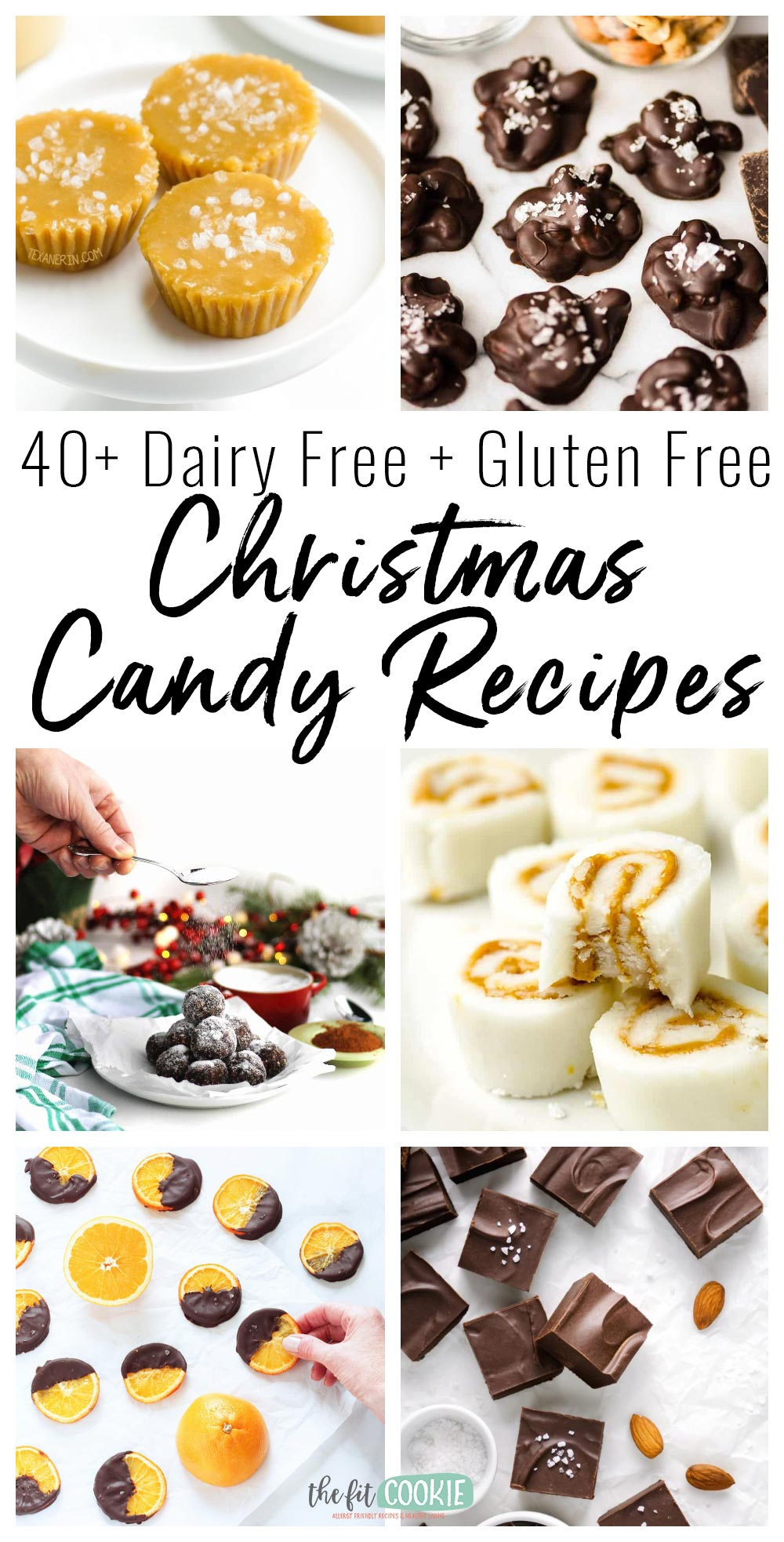 gluten free dairy free christmas candy recipes