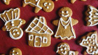 Gluten-Free, Vegan Gingerbread Men // Feast + West