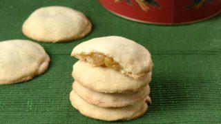 Pineapple Raisin Filled Cookies - Grandma's Best Holiday Baking Recipe