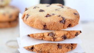 Sugar free chocolate chip cookies | Low Carb, Gluten Free