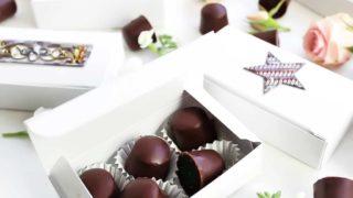Easy Homemade Vegan Chocolates!