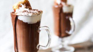 Ultra Creamy Dairy-Free Hot Chocolate