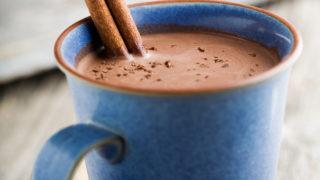 Dairy Free Hot Chocolate (Gluten Free)