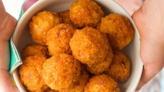 Sweet and Sour Quinoa Balls