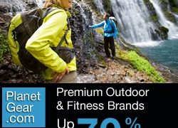 Outdoor Discounts at Planet Gear