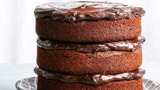 The Best Paleo Chocolate Cake. Ever.