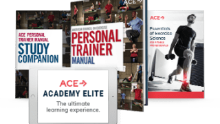 $100 off ACE cPT study programs