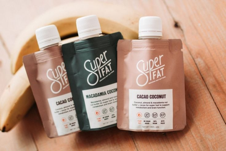 15% off SuperFat nut butters