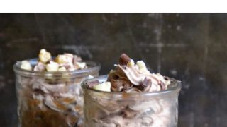 Triple Chocolate Mousse Shooters