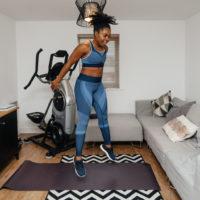 Quick & simpElle workout #1