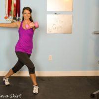 Heart Racing No Equipment Cardio Workout