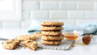 Delicious Gluten-Free Peanut Butter Cookies