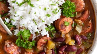 Easy Red Beans and Rice Recipe