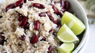 Jamaican Rice and Peas Recipe