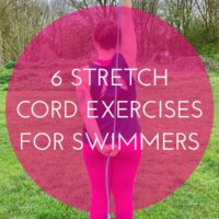 6 Stretch Cord Exercises for Swimmers