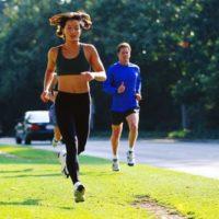 Outdoor speedplay running workout