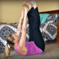 Bedtime Core Workout