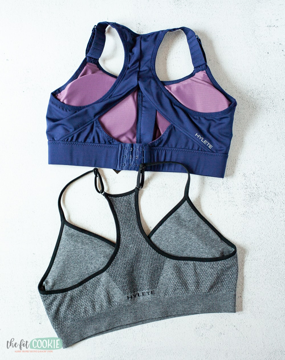 2 Hylete sports bras