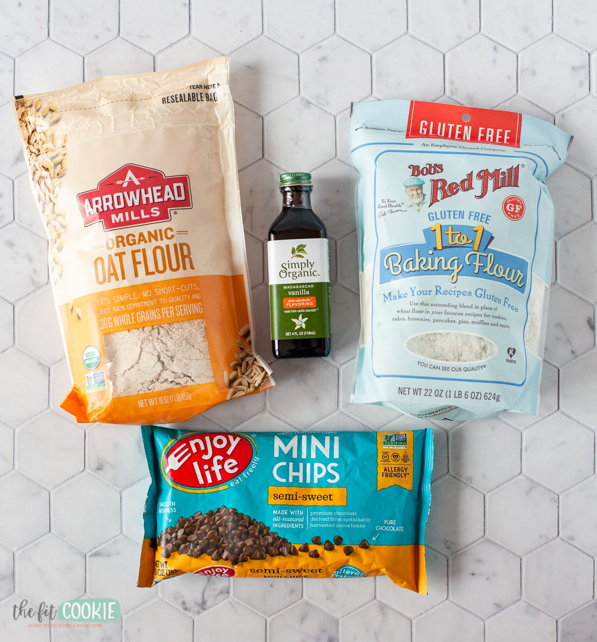 allergy friendly baking items from iherb